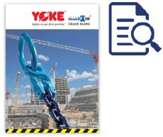 Yoke Grade 100 Chain Sling catalogue