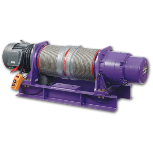 comeup come up electric winch 240 volt 415