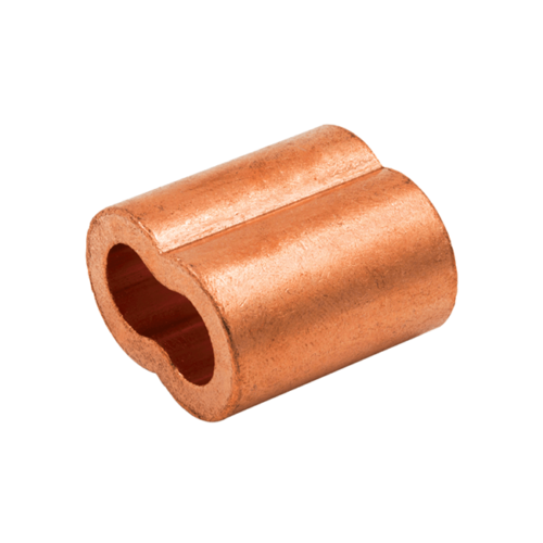copper hand ferrule