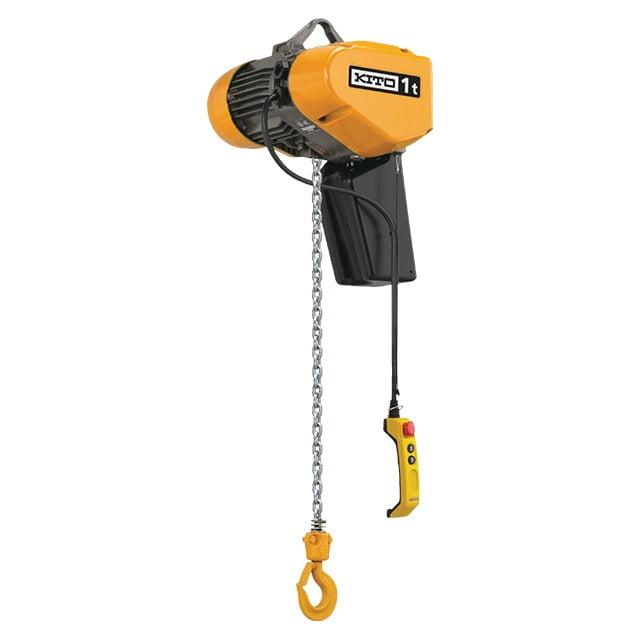 electric hoists kito