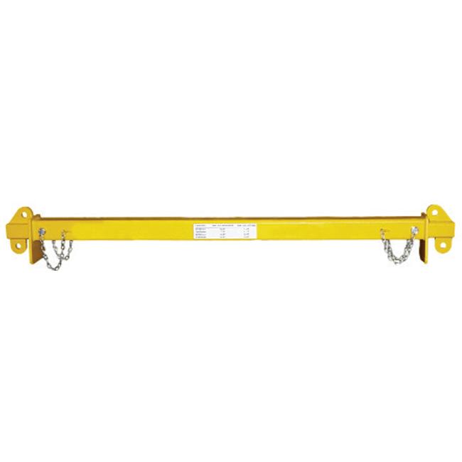 extendable spreader beam