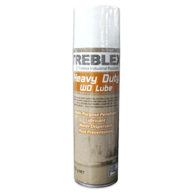 Heavy Duty WD lube lubricant Treblex
