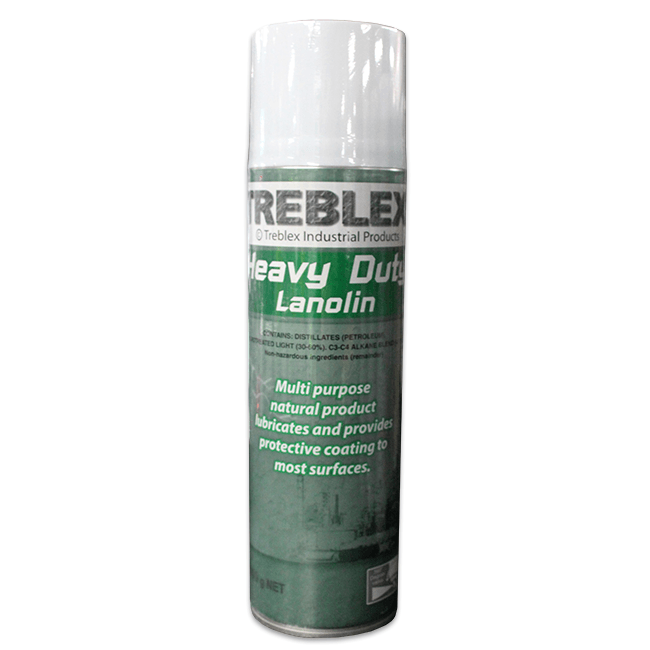 heavy duty lanolin lube lubricant Treblex