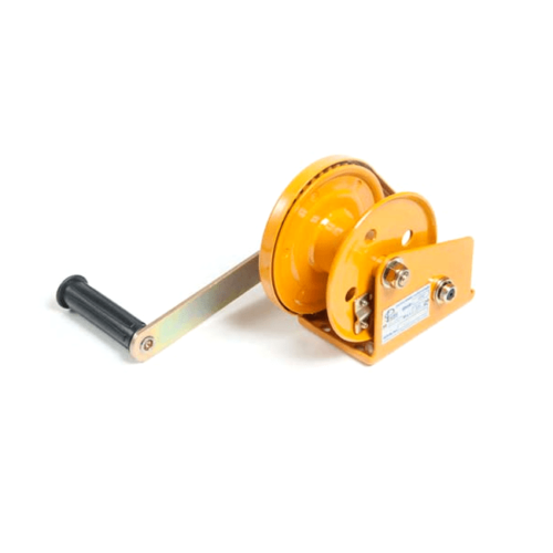 pacific hoist load brake winch