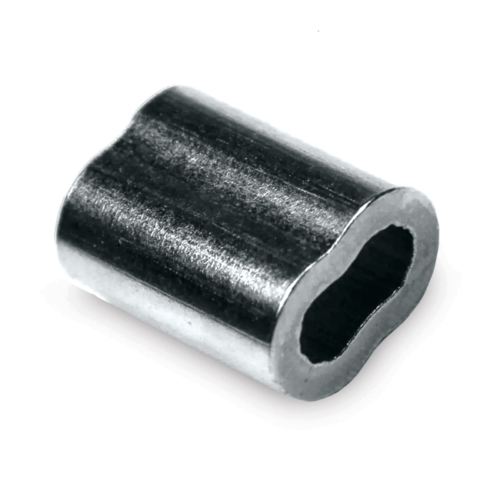 nickel plated copper hand ferrule