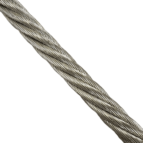 wire rope galvanised