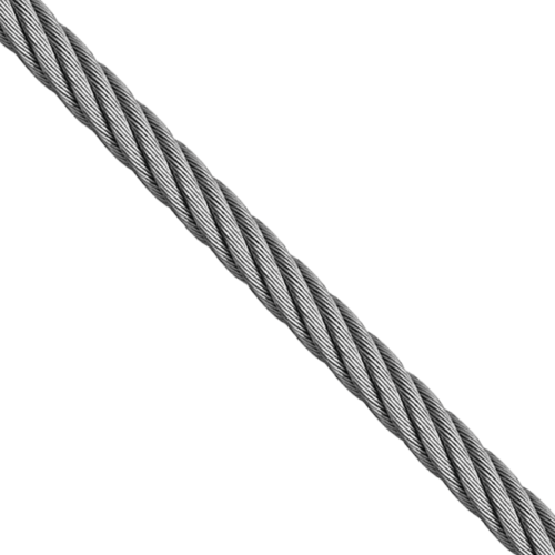 wire rope galvanised non rotating powerform
