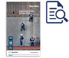 spanset height safety catalogue