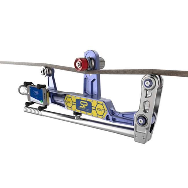 colt clamp line tensionmeter load measuring