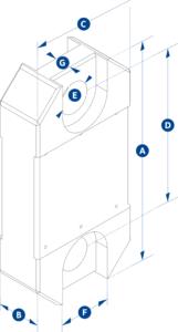 radiolink radio link plus dimensions