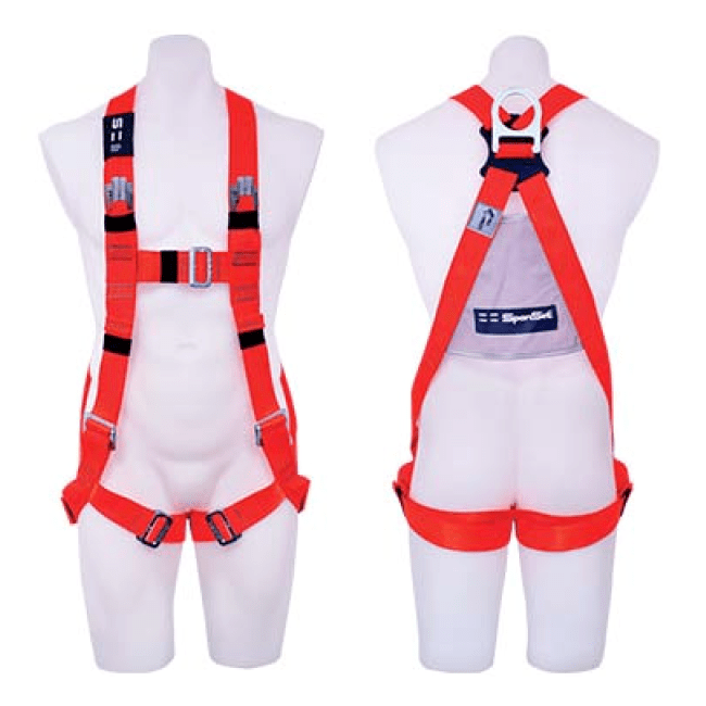 1100 Spanset tradie safety harness