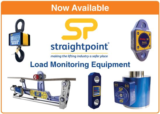 straightpoint load monitoring equipment