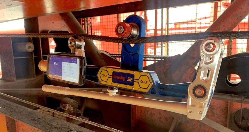 straightpoint tensionmeter